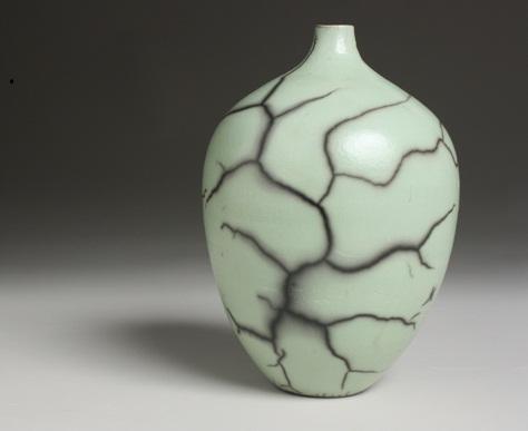 Ceramic Vase by Jordan Black